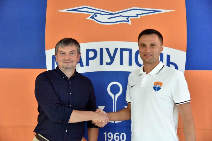 Фотофакт: Український клуб офіційно приз…