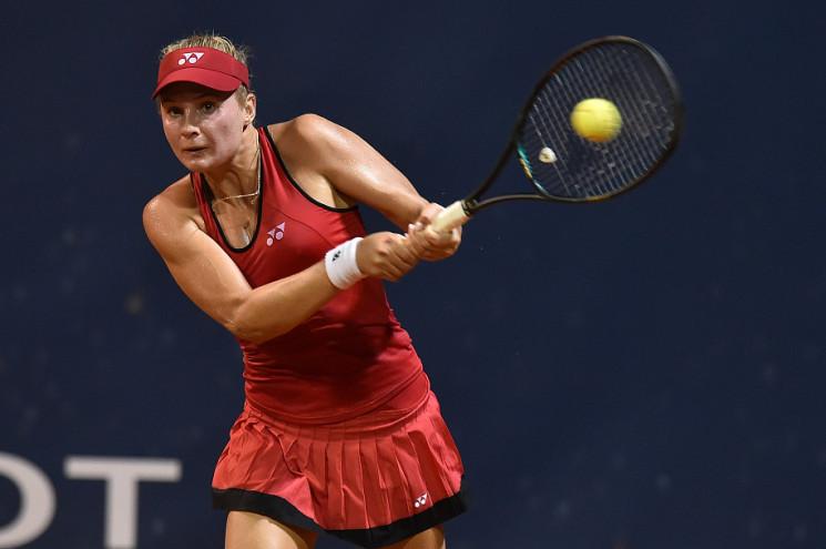 """Я очень счастлива"": Теннисистка Ястремс…"