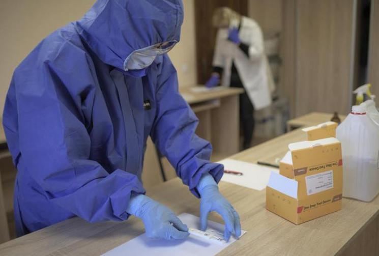 На Одещині за добу виявили 93 випадки ко…