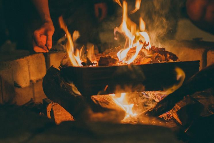 У Котелевському районі сталась пожежа: Є…