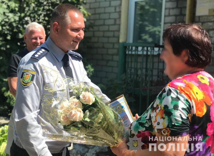 На Полтавщині нагородили бухгалтерку, як…