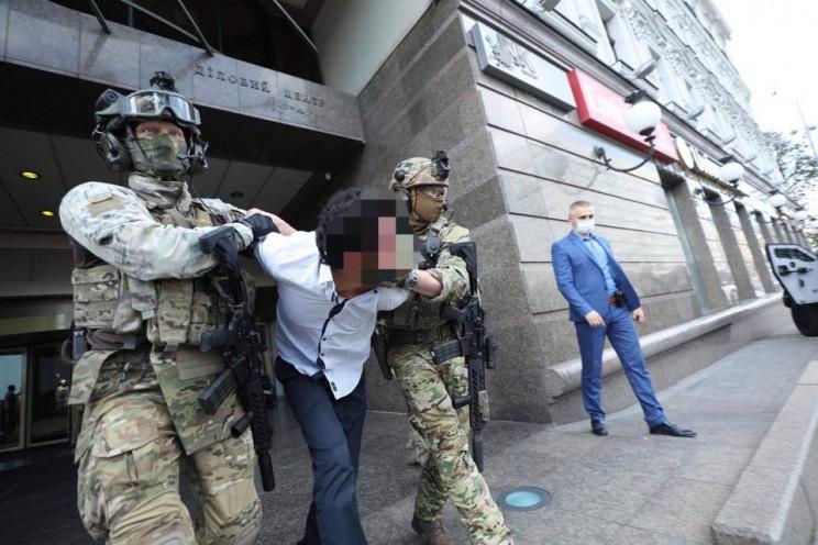 Киевском террористу избрали меру пресече…