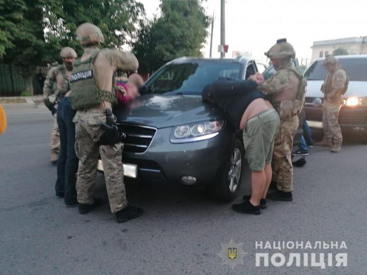 На Сумщині поліція затримала банду, яка…