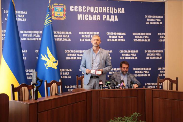Новостворену Сіверськодонецьку ВЦА очоли…