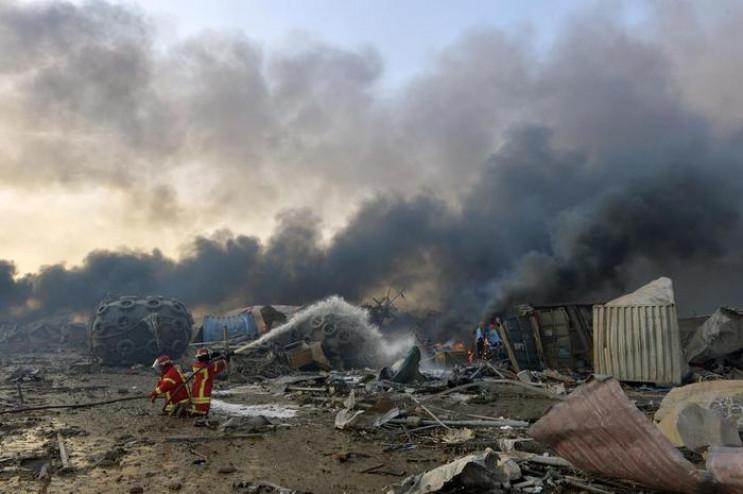 Во время взрыва в Бейруте погибла сотруд…