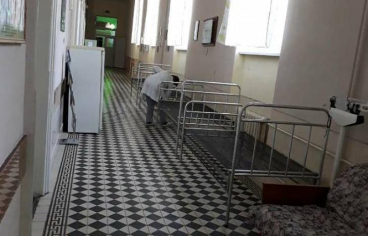 У Кам'янці закрили одне з відділень місь…