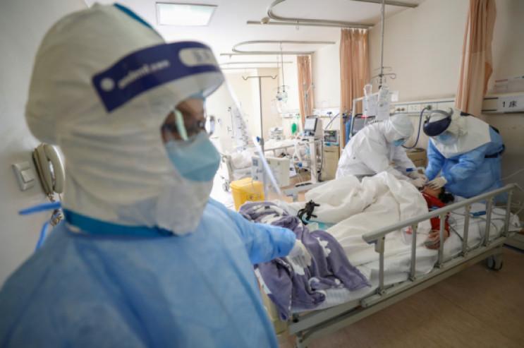 На Хмельниччині на COVID-19 уже захворіл…
