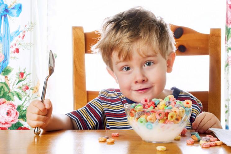 Чому діти люблять солодощі: дослідження…