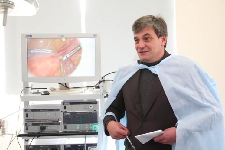 Медицина Львова осталась без руководител…