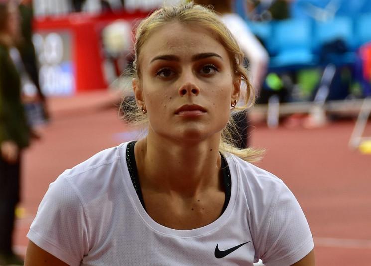 Звездная украинская легкоатлетка поедет…