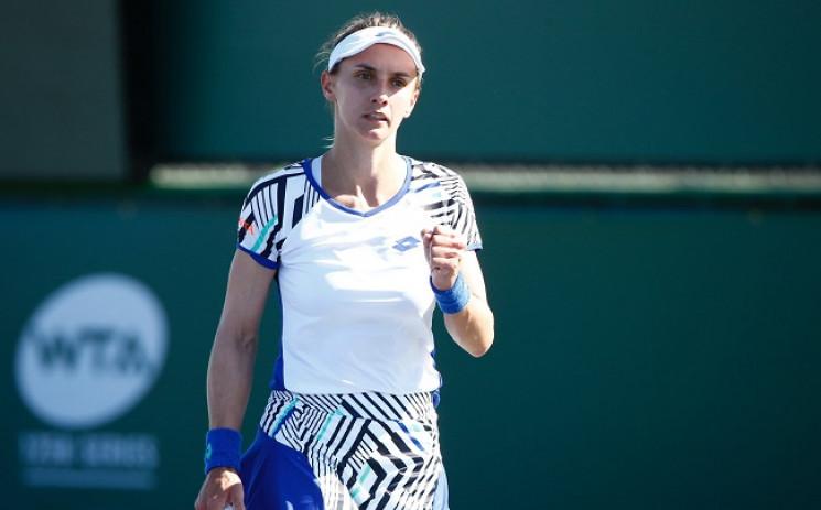 Две украинские теннисистки вышли в финал…