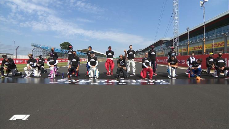 Сім пілотів Формули-1 показово проігнору…