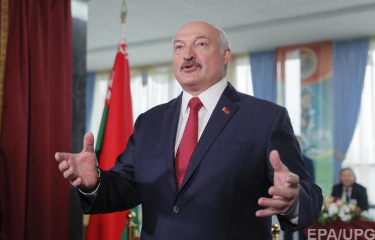 Лукашенко розповів, скільки людей не пус…