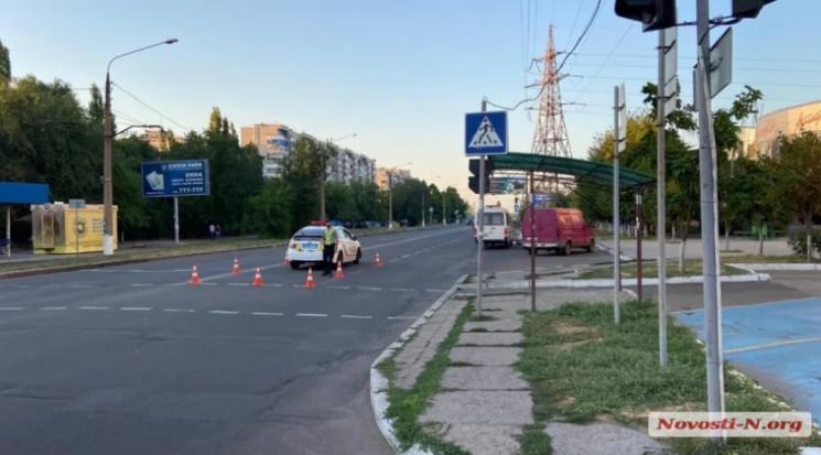 Умерла в реанимации: В Николаеве автомоб…
