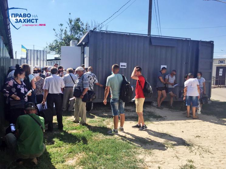 На КПВВ в Станиці Луганській встановили…