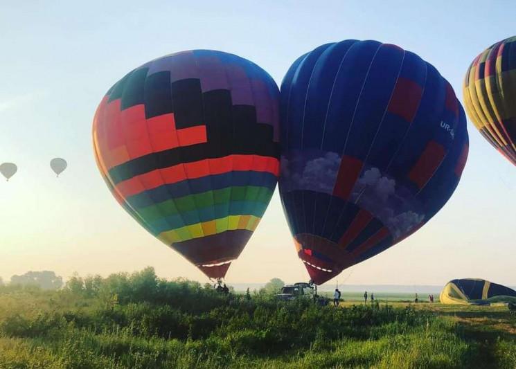 У Вінниці влаштують фестиваль повітряних…