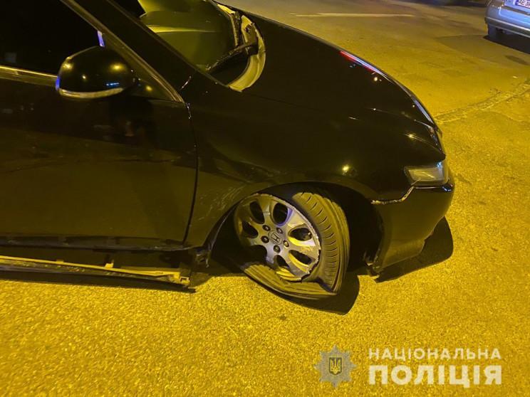 У Дніпрі деталь від викраденої автівкі п…