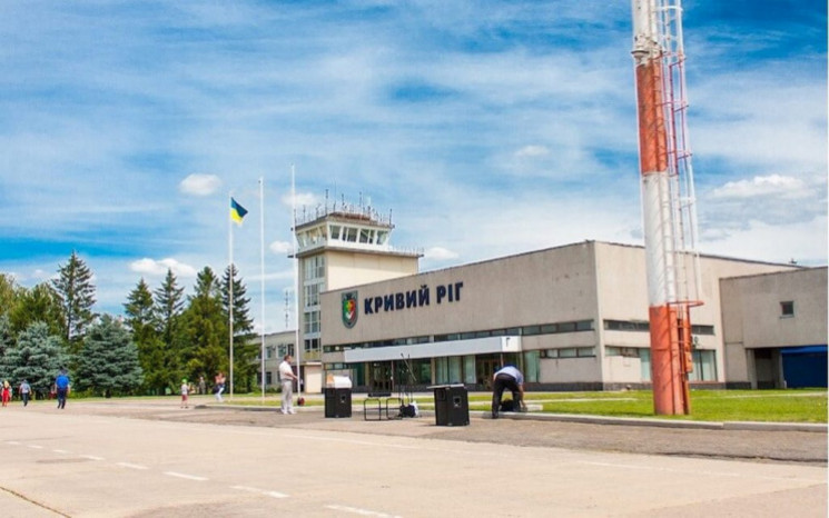 Для аеропорту Кривого Рогу придбають пер…