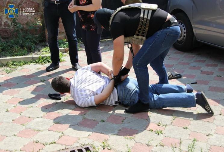 СБУ затримала злочинну групу, яка у Вінн…