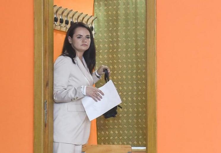 У КДБ Білорусі заявляють, що на Тихановс…