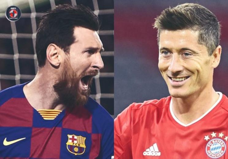 """Капітану """"Барселони"""" Мессі пророкують зу…"""