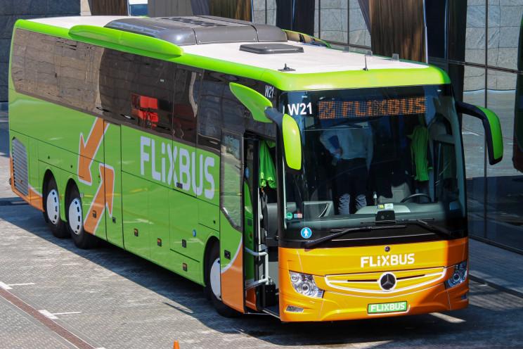 FlixBus запустив рейс з Рівного у Варшав…