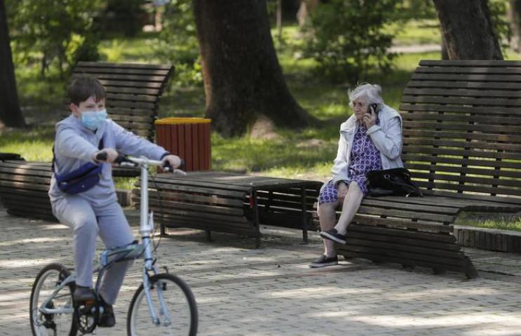 Коронавірус в Україні: Дев'ять областей…