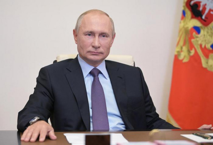 Путин хвастается, что экспериментальную…