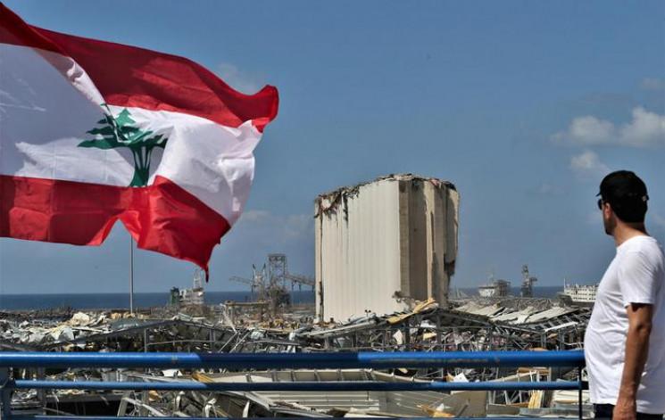 Після руйнівного вибуху у Бейруті ліванц…
