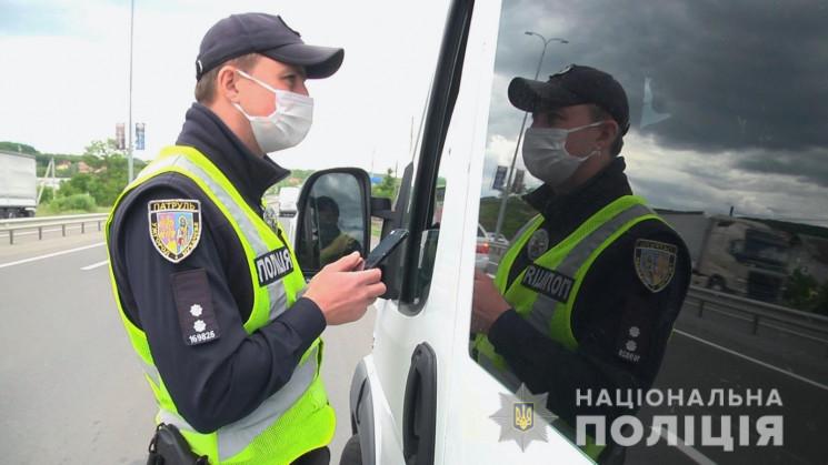 Закарпатская полиция усиленно патрулируе…