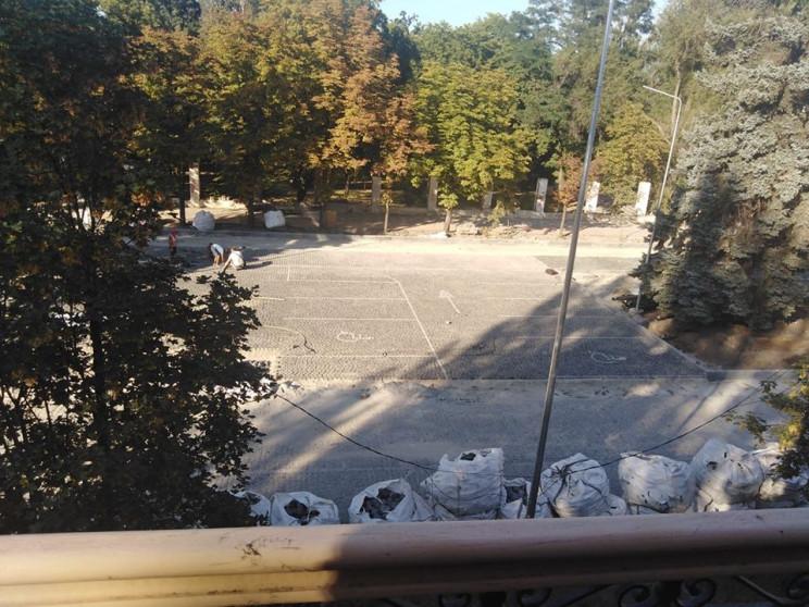 У Дніпрі площу Шевченка перетворюють на…