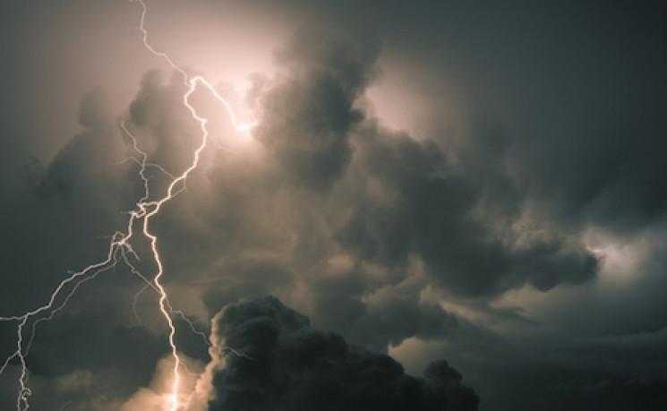 На Закарпатті прогнозуються грози і злив…