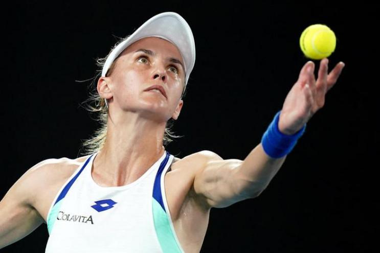 Украинская звездная теннисистка разгроми…
