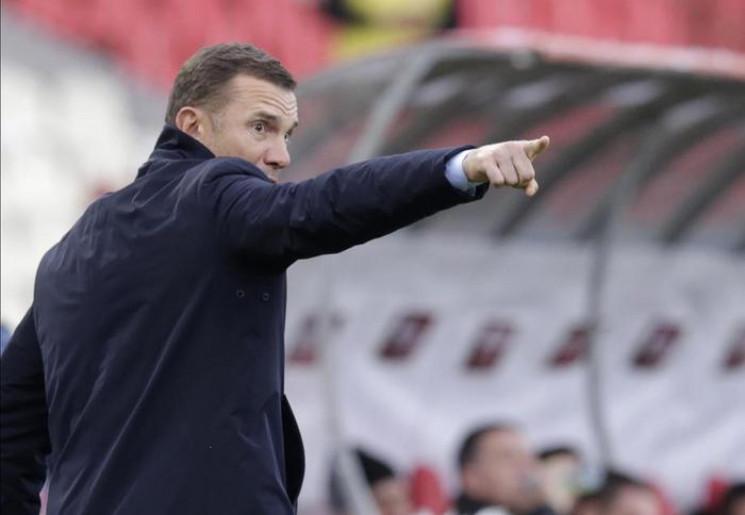 Шевченко оголосив сенсаційний список гра…