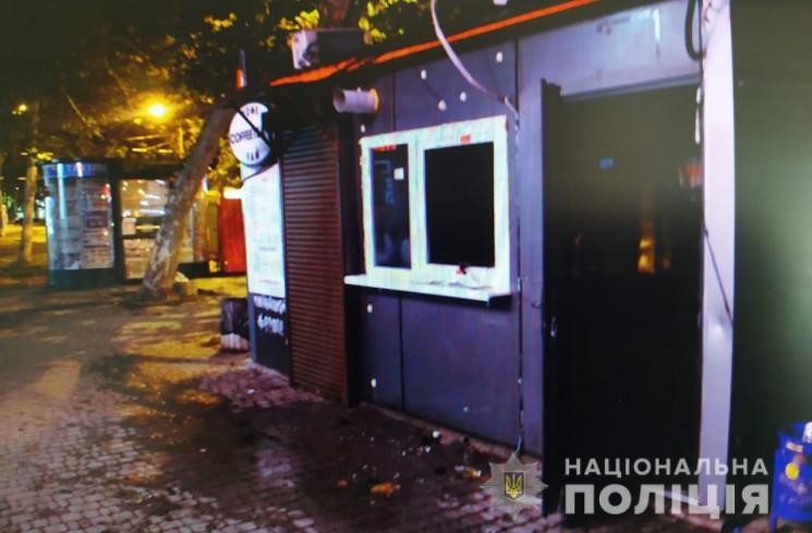 В Одесі горіли МАФи, поліція почала розс…