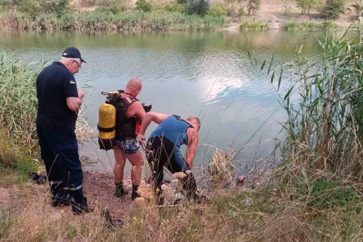 На Дніпропетровщині рибалка потонув під…