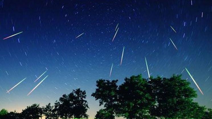 Загадай бажання: Над Києвом буде зоряний…