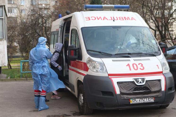 Коронавірус: На Львівщині фіксують все б…