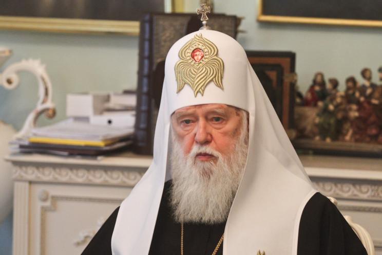 Патріарх Філарет заявив, що вважає росія…
