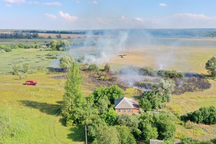 Мешканці Харківщини спричинили 24 пожежі…