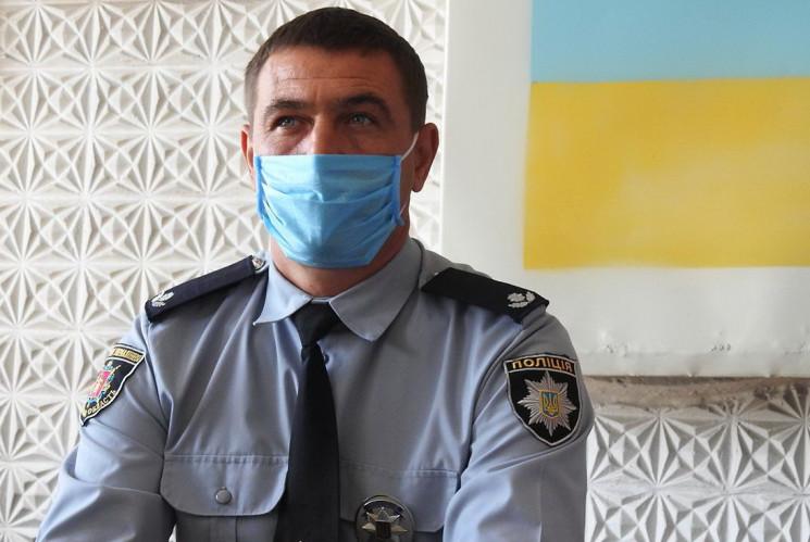 В одному з поліцейських відділень Запорі…