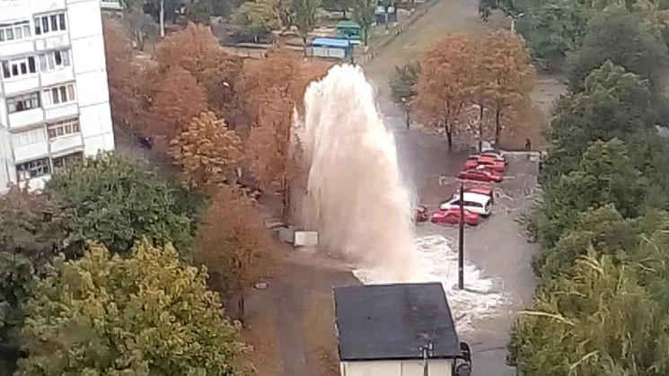 Где в Харькове не будет воды: График отк…