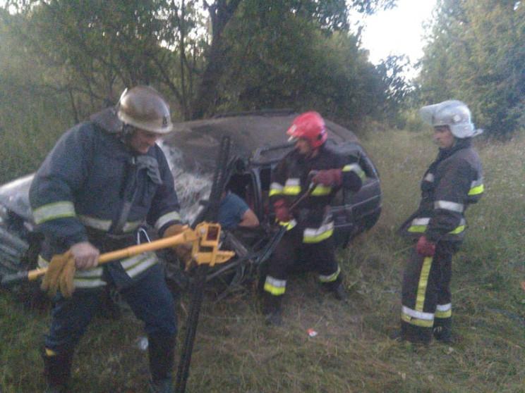 Рятувальники Вінниччини двічі діставали…