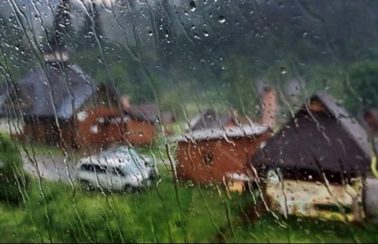 На Закарпатье объявлено штормовое предуп…