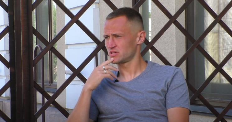 Украинский футболист признал, что переез…