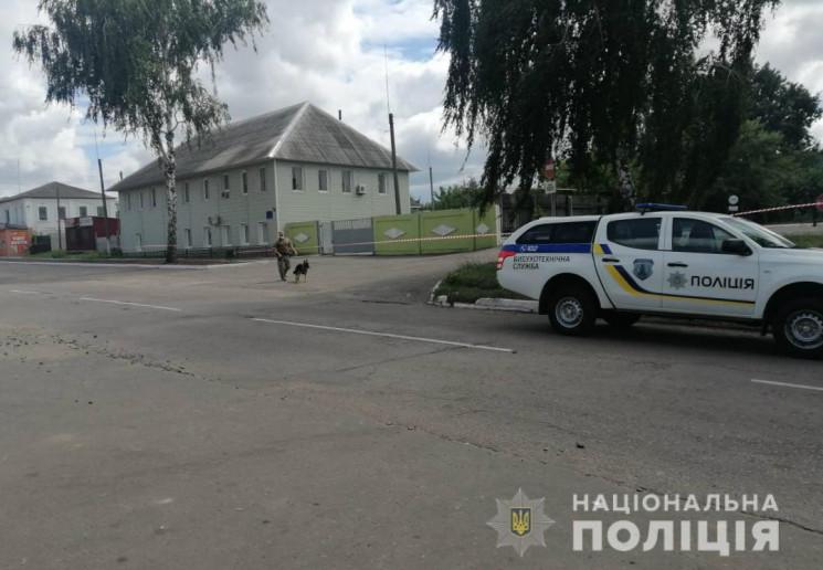 На Харьковщине из-за угрозы взрыва эваку…