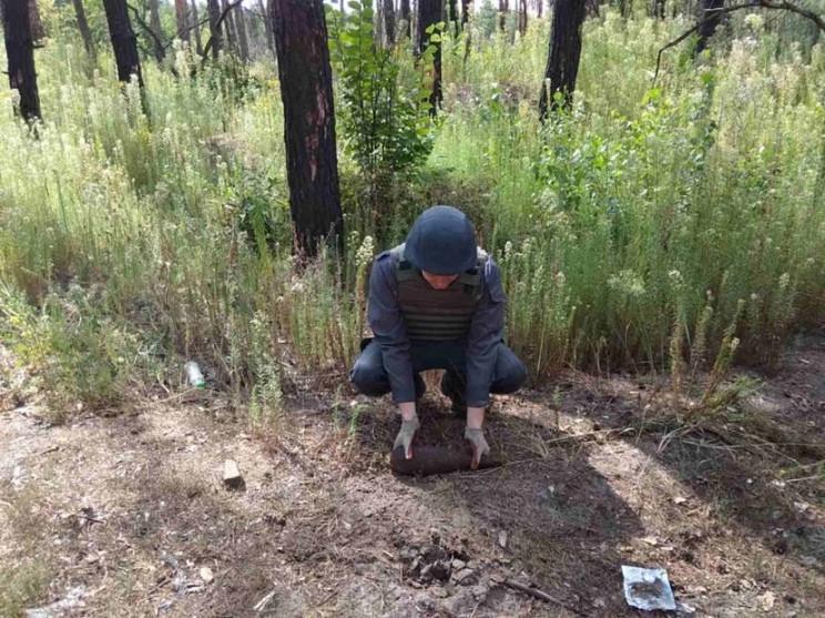 Харківські піротехніки виявили 11 боєпри…