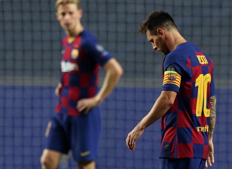 """Мессі вирішив покинути """"Барселону"""", – ЗМ…"""