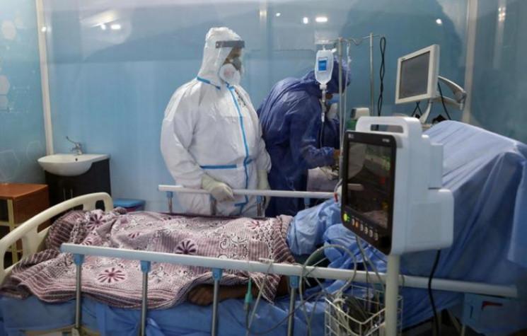 У лікарнях України підготували 34 тисячі…