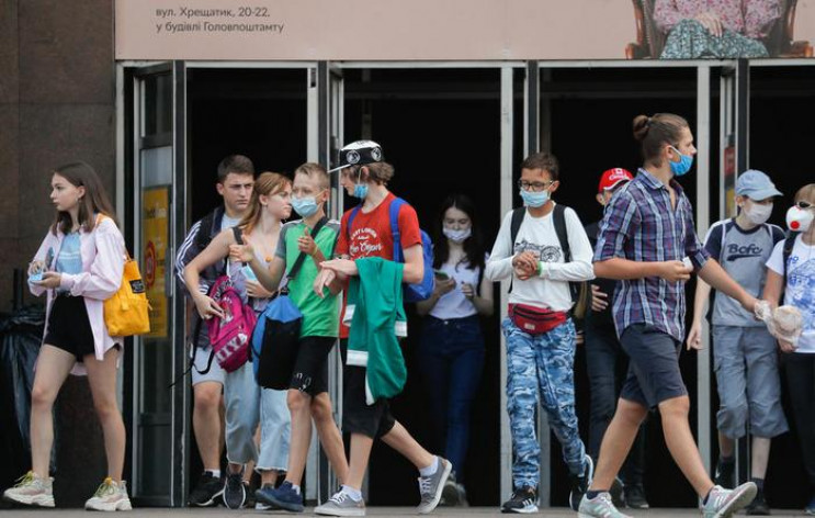 Коронавирус в Украине: К ослаблению кара…